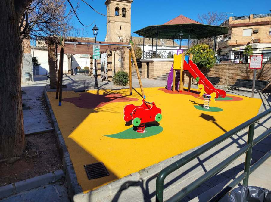 Parques Kidsplay Parques infantiles de exterior